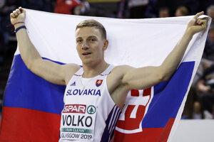 Ján Volko po finále.