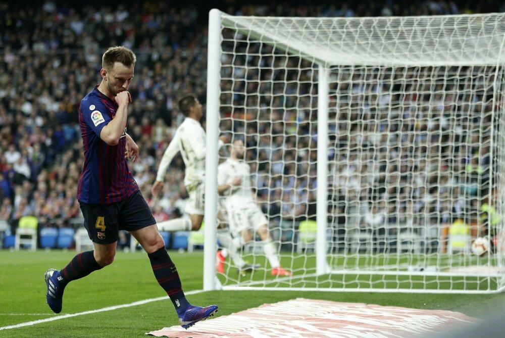 b704d2bbe88f5 La Liga 2018/2019: Pozrite si momentky zo zápasu Real Madrid - FC Barcelona