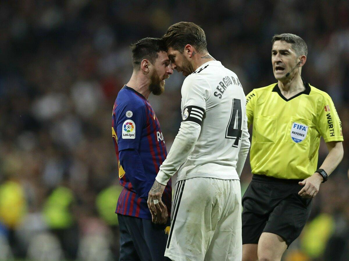 197cb9d8d877a VIDEO: Barcelona zdolala Real, súboj Ramos - Messi - Šport SME