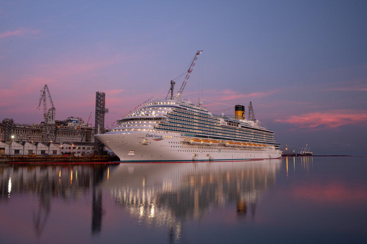 Reportáž  Boli sme pri krste novej lode Costa Venezia - cestovanie ... 69ec8320aae