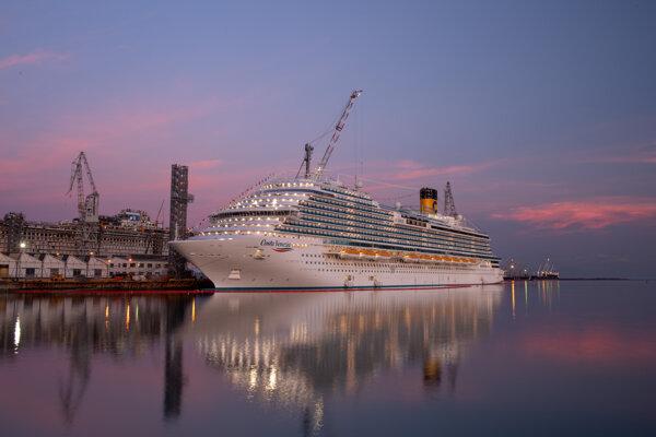 Reportáž: Boli sme pri krste novej lode Costa Venezia