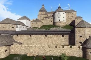 Úžasná virtuálna premena Fiľakovského hradu.
