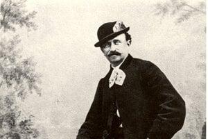Podobizeň básnika z Literárneho archívu Slovenskej národnej knižnice.