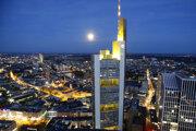 Centrála Commerzbank v nemeckom Frankfurte.