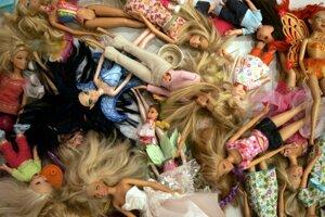 Barbie oslavuje 60.rokov.