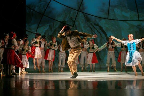 Premiéra baletu M. R. Štefánik sa začne v Štátnom divadle o 19.00 hod.