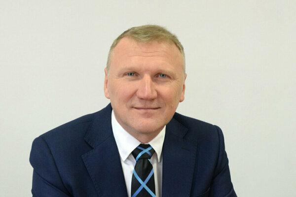 Šéf vodární Stanislav Hreha.