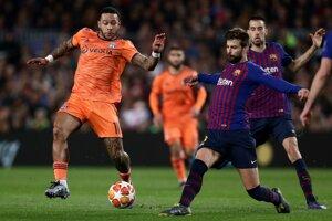 7f338143a5dd1 FC Barcelona - Olympique Lyon (Liga majstrov 2018/2019, osemfinále) (17  fotografií)
