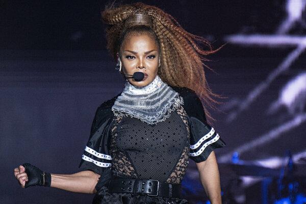 Janet Jackson uvedú do rockenrollovej siene slávy.