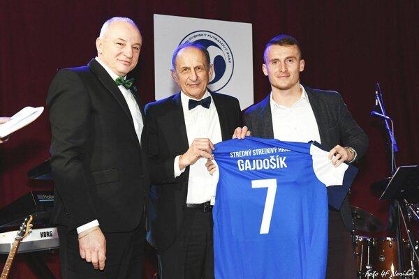 Marek Gajdošík (vpravo).
