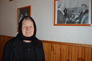 Mária Sklenčárová volila prvý raz v roku 1954.
