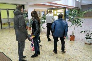 Oravci volia aj v Bratislavskej Petržalke.