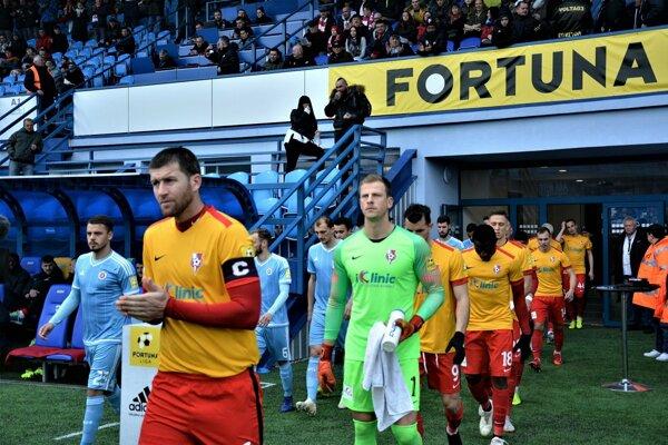 Futbalisti Serede privítali Slovan opäť v Nitre.