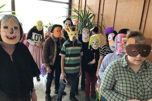 Deti svoje vystúpenie venovali rodičom, priateľom z RC Žilina, pracovníkom kultúrneho domu i mesta Čadca, samozrejme sebe samým.