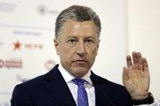 Osobitný predstaviteľ ministerstva zahraničných vecí USA pre Ukrajinu Kurt Volker.