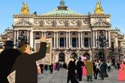 Parížska Opera vo filme Dilili v Paríži.