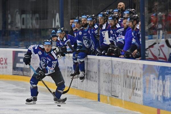 Veľkou zbraňou popradských hokejistov je ich súdržnosť.