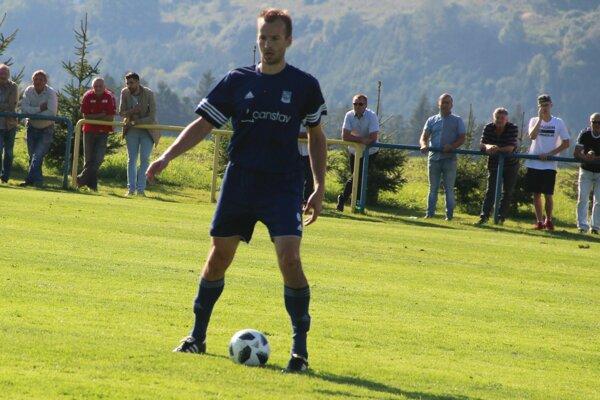 Zázrivú posilnil skúsený Martin Čučka, naposledy pôsobil vo Vavrečke.