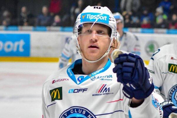 Kale Kerbashian bol pred rokom spoluhráčom gólmana Skapskeho, ktorý teraz chytá za Zvolen.