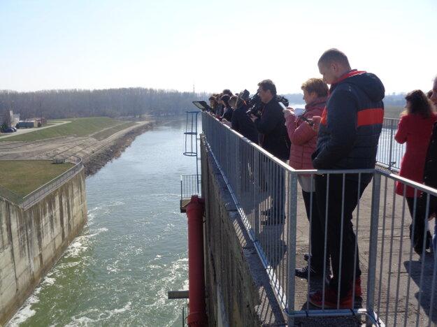 Vodné dielo Kráľová vybudovali vrokoch 1975-1985.