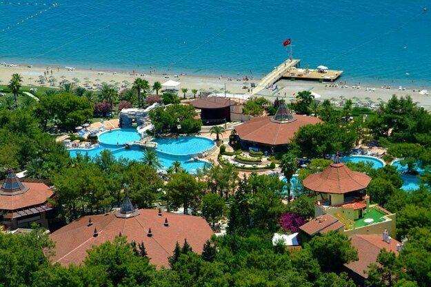HotelMarti Myra 5*
