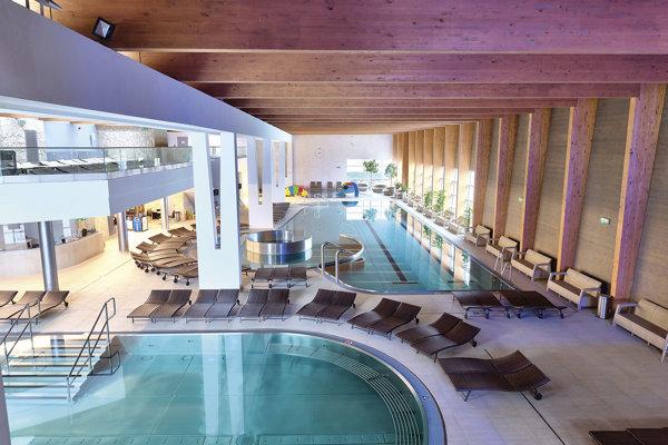 Relax Aqua & Spa,  zaručený relax pre telo i dušu.