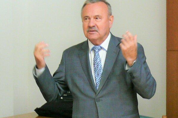 Ján Danko, primátor Martina