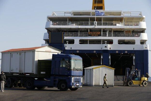 Grécko už stavia hotspoty.