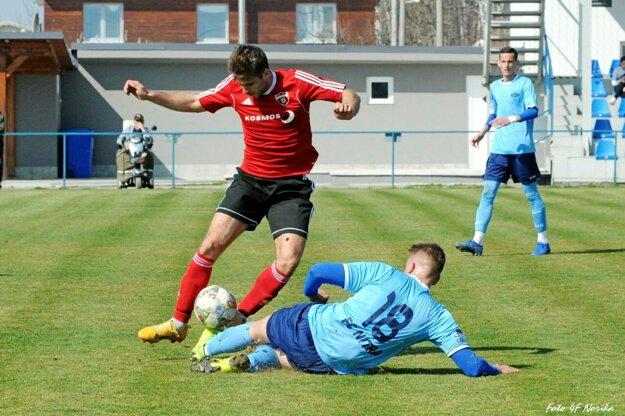 Spartak B - Nitra B
