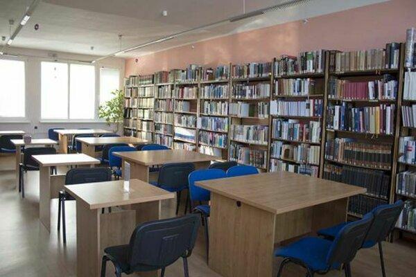 Počet návštevníkov Štátnej vedeckej knižnice v Prešove bol v roku 2018 menší ako rok predtým.