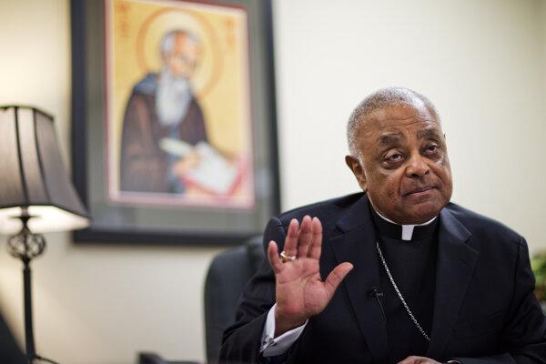 Arcibiskup Wilton Gregory