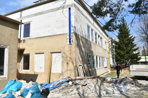 Prestavba Materskej školy na železničnej ulici v Považskej Bystrici je najrozsiahlejšia.
