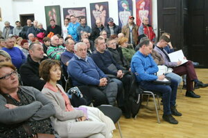 Jánski poslanci už na verejnom stretnutí prehlásili, že s ťažbou nesúhlasia.