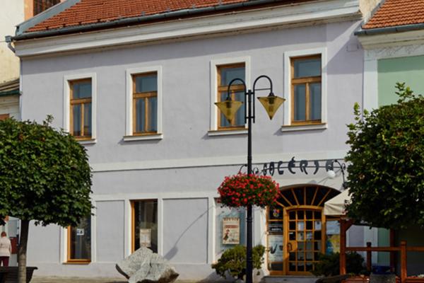 Galéria Baníckeho múzea.