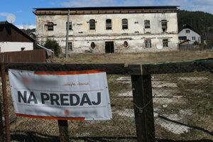 Forgáčovská kúria v Podturni