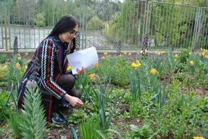 Brány záhrady Fakulty záhradníctva a krajinného inžinierstva SPU v Nitre sú dnes pre všetkých otvorené od rána 8.30 do 15.30.