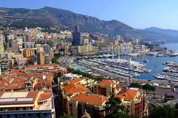 Panoráma Monaka