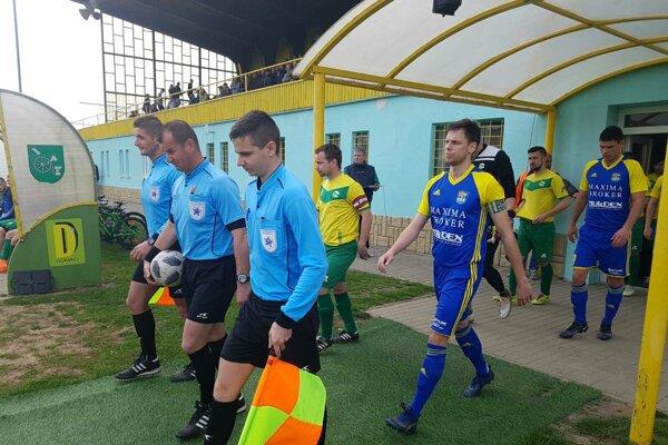 Hráči FC Košice potvrdili vSnine rolu favorita ana Zemplíne zvíťazili 3:1.