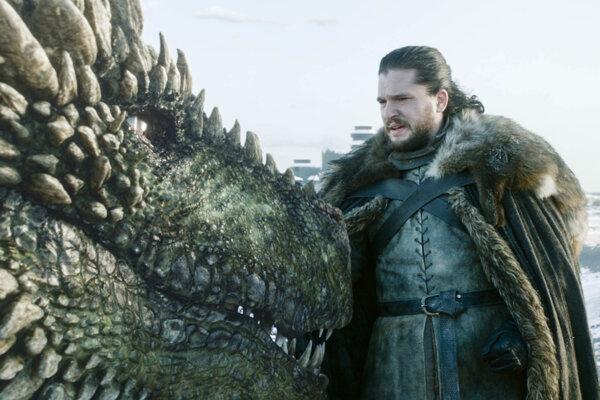 Herec Kit Harington sa preslávil ako Jon Snow v seriáli Hra o tróny. Teraz bude súčasťou Marvel Cinematik Universe.