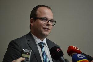 Martin Legáth, advokát exriaditeľky.
