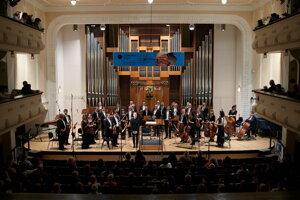 Otvárací koncert 29. ročníka festivalu Allegretto Žilina.