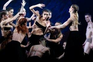 Divadlo opery a balletu v meste Ľvov