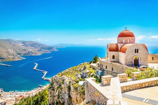 TOP desať gréckych ostrovov na letnú dovolenku 2019