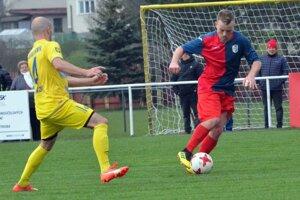 Diviaky vyhrali v Bobrove aj vďaka dvom gólom Ďanovského.
