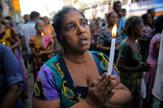 Na Srí Lanke si uctili obete teroristických útokov