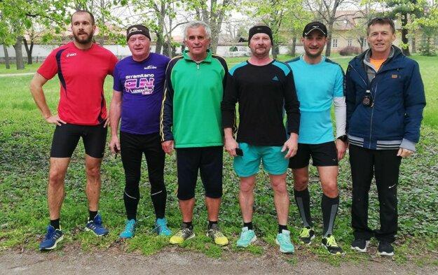 Jedna skupina bežcov bežala už predpoludním.
