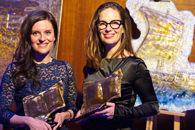Hana Lasicová a Katarína Mikulíková
