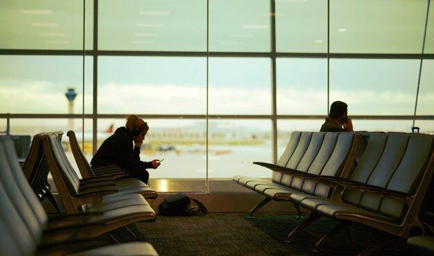 Vymeňte letiskové rýchle občerstvenie za zdravšie vlastné jedlo na cesty