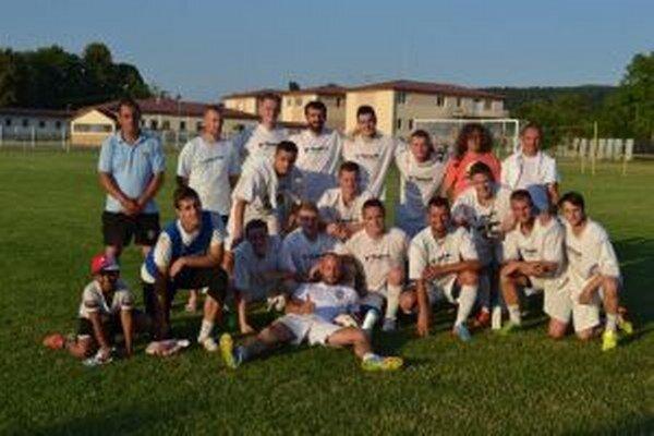 Futbalisti Bolešova obhájili prvenstvo v Prejte.