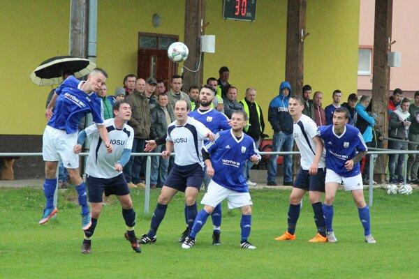 Diváci v Liesku videli až sedem gólov.